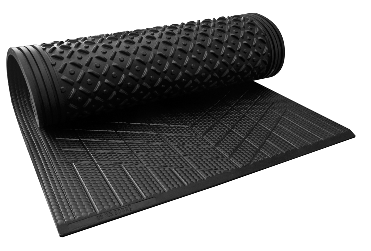 for mats lofty huge garage sale coatings floor parking contains containment mat trucontain water snow